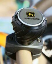 John Deere Lenkhilfe Lenkradknauf Traktor Knauf Knopf Lenkknauf Logo Schwarz