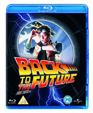 Back to The Future 5050582769128 Blu Ray Region B P H