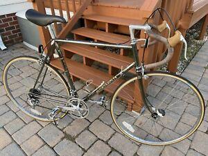 Vintage Austro Daimler Road Bike Reynolds 531 Campagnolo 56cm 58cm