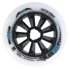 MPC BIG  Black Magic 125  XXFirm Inline Speed Skating Wheels Set Of 6