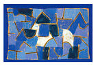 BLAUE NACHT / BLUE NIGHT - ART PRINT / POSTER (PAUL KLEE)