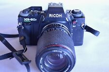 Ricoh KR-30sp Program with Tokina SD 70-210 mm 1:4 - 5.6 Lens Tested (CA-75)