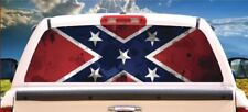 CONFEDERATE WINDOW GRAPHIC DECAL - (3M AND USA MADE)