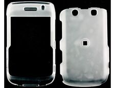Rubberized Hard Case Clear For BlackBerry Bold 9700