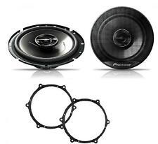 Seat Ibiza 2012 onwards Pioneer 17cm Rear Door Speaker Upgrade Kit 240W