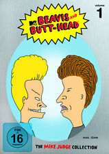 3 DVDs * BEAVIS AND BUTT-HEAD - THE MIKE JUDGE COLLECTION, VOLUME 1 # NEU OVP =