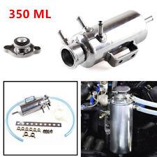 Universal 350ml Car Radiator Water Coolant Aluminum Catch Tank Bottle Reservoir