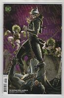 The Batman Who Laughs Issue #4 Variant Cover DC Comics (1st Print 2019) NM