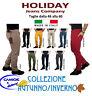 Pantalone HOLIDAY JEANS (Pesante/Invernale) Uomo COTONE 46 48 50 52 54 56 58 60