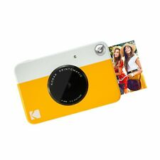 Kodak PRINTOMATIC Digital Instant Print Camera (Yellow), Full Color Prints On...