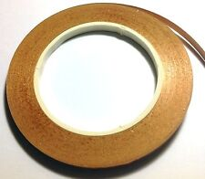 """Copper Foil 1/4"""" inch 100' Roll 1.25ml for Stained Glass Ff4"""