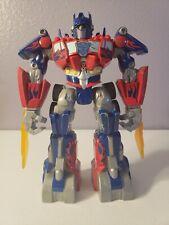 2009 hasbro talking transformer Optimus Prime