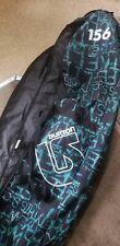New listing Pre owned Burton Print Snowboard Bag 156