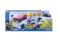 PAW Patrol Paw Patroller with Ryder and Rescue ATV - Paw Patrol Truck Gift Set