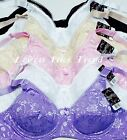 1 Bra / Lot of 6 Lace Bras,34B 36B 38B 40B 36C 36D 38D 40D NEW BR1121L