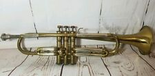 Vintage American Gaylord Trumpet Made In Elkhart Indiana USA