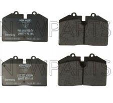 For Porsche 911 928 930 944 968 Rear Disc Brake Pad Set Genuine 965 352 939 04