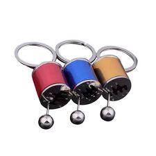 SunWard Metal Key Chain Gear Knob Gear Shift Gear Stick Gear KeyChains For Man