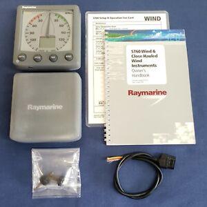 Raymarine ST60 Plus Wind Display & accessories