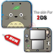 My Neighbor Totoro New Skin Sticker Vinyl Decal Cover #1 for Nintendo 2DS