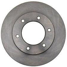 Disc Brake Rotor-Non-Coated Front ACDelco Advantage 18A1326A