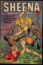 Sheena Queen of the Jungle #17 - Fall/52 - 7.0 - GGA - Not Slabbed