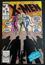 X-MEN #244 (1989 MARVEL) *1st APPEARANCE OF JUBILEE* NM