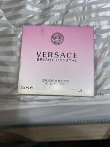 Versace BRIGHT CRYSTAL edt 1.7 fl.oz. Natural Spray
