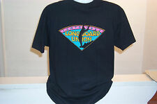 Santa Cruz Longboard Union Surf Club Tee Shirt Black Men's Large