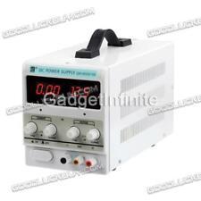 Adjustable DC Power Supply Precision Variable Digital Lab 0-10A 0-30V