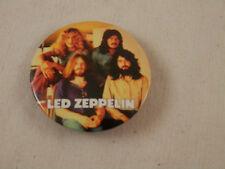 """Vintage 1995 Led Zeppelin pin 1.5"""" pinback"""
