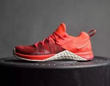 Nike Metcon Flyknit 3 'Mystic Red' AQ8022-600 Size UK 10 EU 45 US 11 New