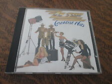 cd album ZZ TOP greatest hits