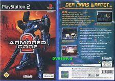 PS2 - Armored Core 2 - Playstation 2 - Neu/Ovp - Neuware.