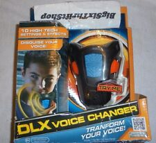 Real Tech Spy Net DLX Voice Changer Transform Your Voice NEW WORKS GREAT!