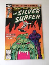 Marvel Comics Fantasy Masterpieces Vol2 #6 May 1980 Silver Surfer Reprint NR