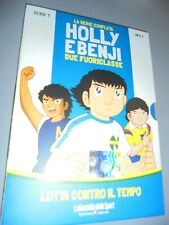DVD N°7 THE COMPLETE SERIES HOLLY AND BENJI DUE STAR PLAYERS LOTTA CONTRO TIME
