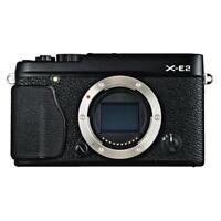 Fujifilm X-E2 Camera Body (nur Gehäuse ohne Akku) / Schwarz