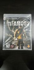 PLAYSTATION 3 PS3 INFAMOUS BRAND NEW SEALED CONDITION RARE 2009