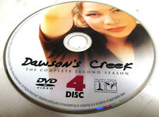 Dawsons Creek Second Season Replacement Disc 4 Only