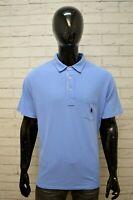 RALPH LAUREN Polo Custom Maglia Uomo Taglia 2XL Maglietta Shirt Man Herrenhemd