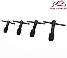 Standard T-Griff Typ Windeisen 4.7mm+6mm+8mm+12mm Gewinde Tool Set 4 Teile