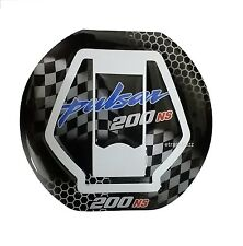 Custom Made Fuel Cap Pad Protector For Pulsar 200 NS