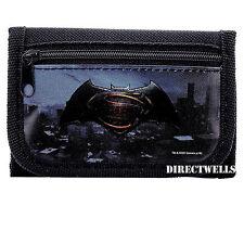 Batman Vs Superman Black Wallet