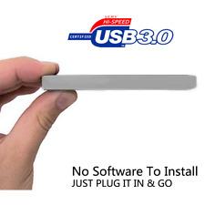 """Lote De Trabajo 3 Nueva 1TB Disco duro externo portátil 2.5"""" USB al día siguiente disponible"""