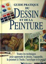 Guide pratique du dessin et de la peinture Harrison  Hazel Occasion Livre