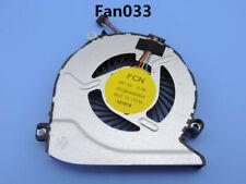 HP 15-AB CPU Ventilateur De Refroidissement 812109-001 NS75B00-14K18 Cooler cool