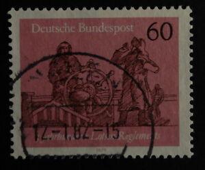 Timbre. Allemagne. n°868.  année 1979.