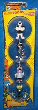 Nickelodeon's Nicktoons Collectible Mini Figures T.U.F.F. Puppy 4 Figures
