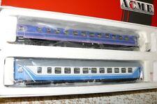 """SH ACME AC55152 Schlafwagen-Set """"Saratov-Express""""  der RZD 2-teilig"""